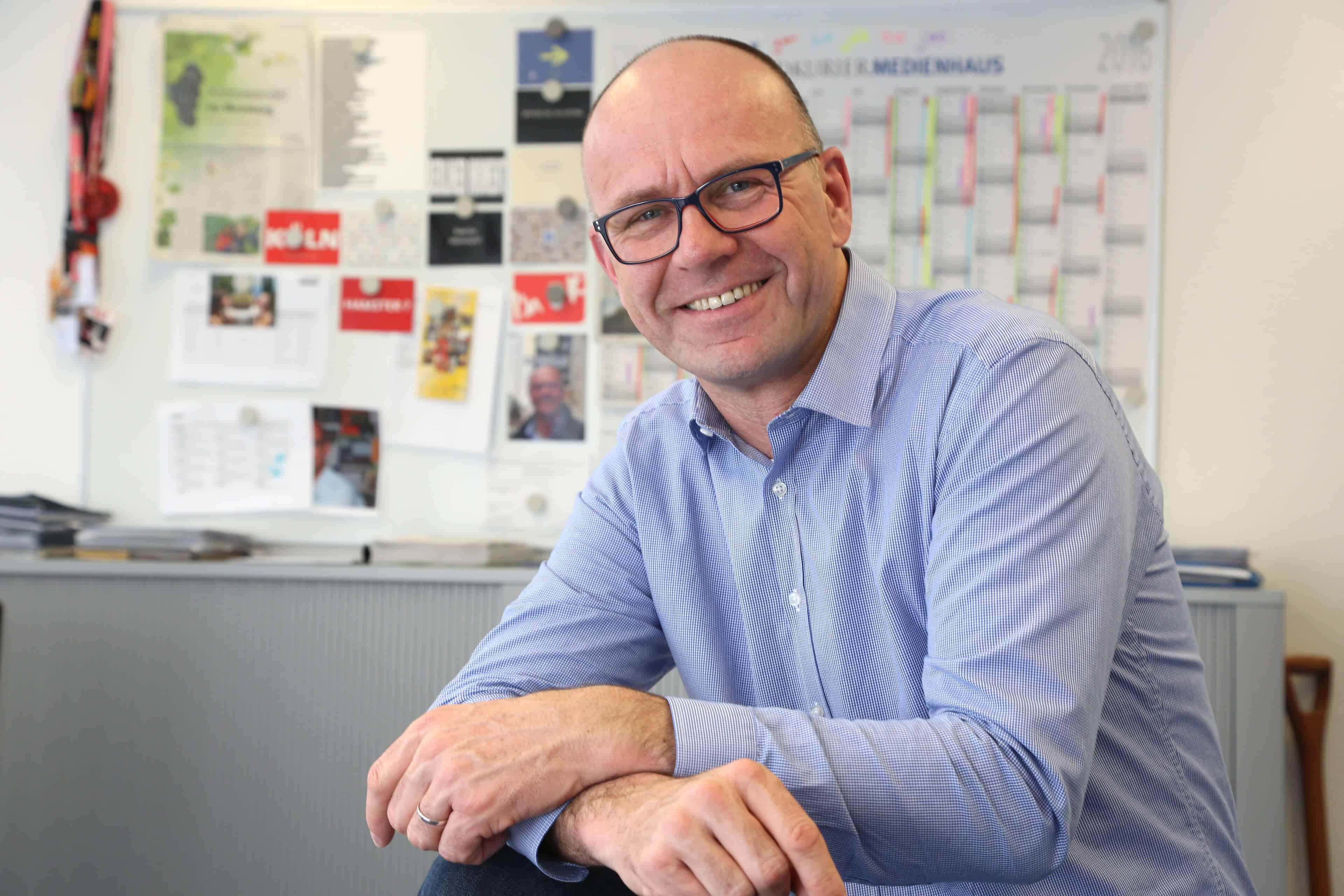 Jörg Braun, Leitung Lokalredaktion Singen, SÜDKURIER GmbH, Medienhaus