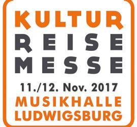 Logo Kulturreisemesse Ludwigsburg